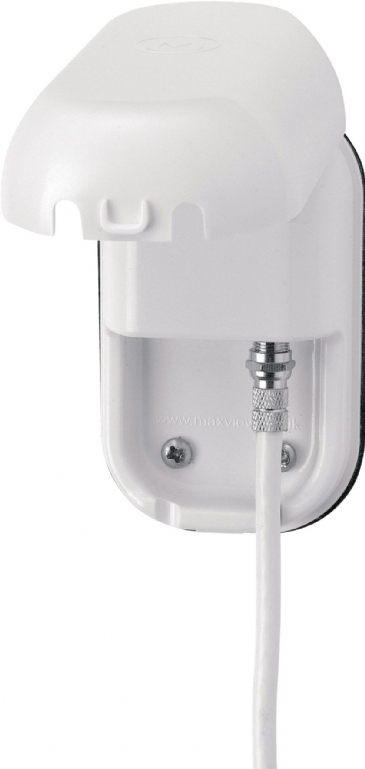 Maxview Single F / Coaxial Weatherproof Socket